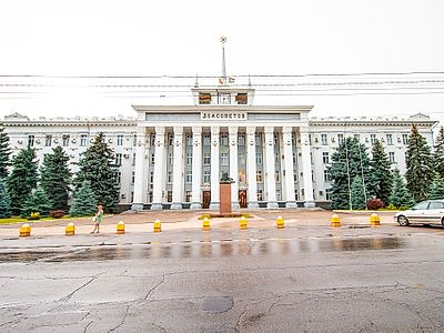 Odessa by Private Transfer with a Stop in Tiraspol