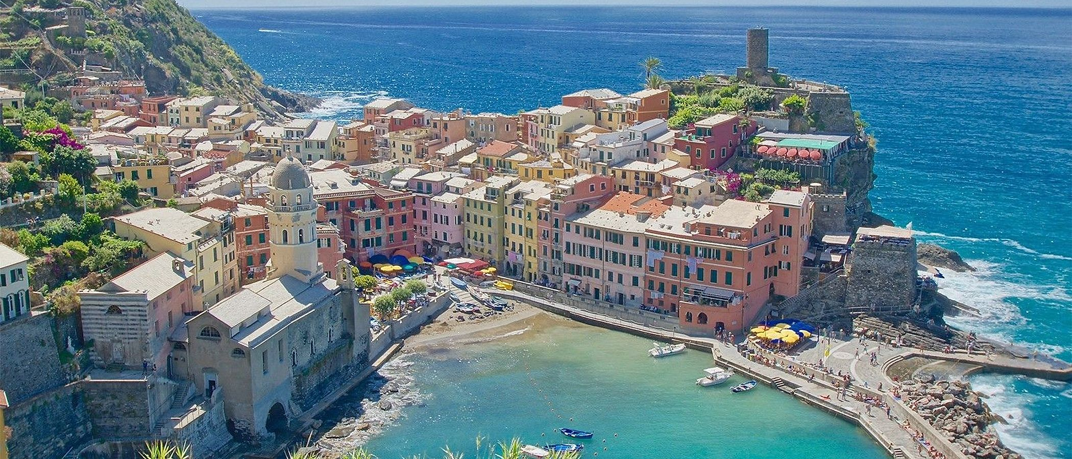 Cinque Terre vacation packages