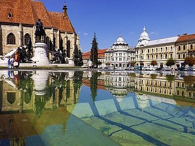 Cluj-Napoca Private Walking Tour