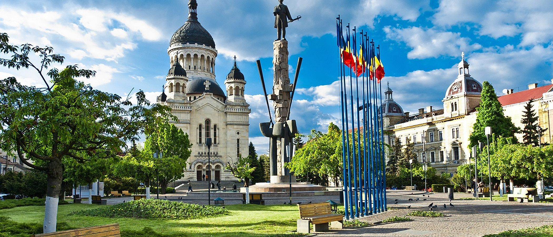 Cluj travel packages