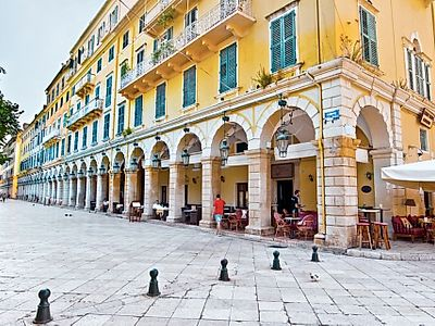 Best of Corfu Half-Day Private Driving Tour