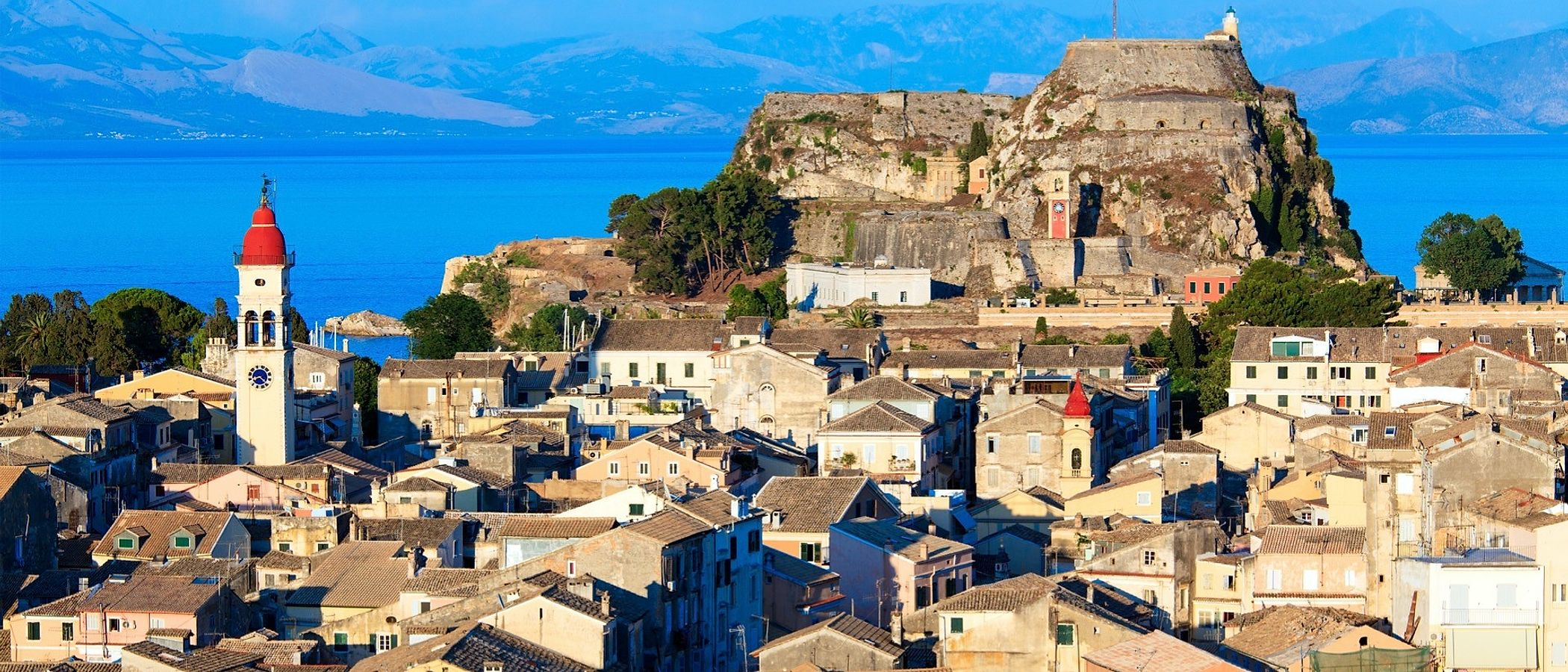 Corfu travel packages