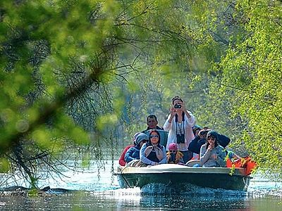 Danube Delta & Letea Forest Private Day Trip (UNESCO Heritage)