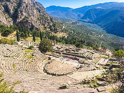 Delphi Private Tour