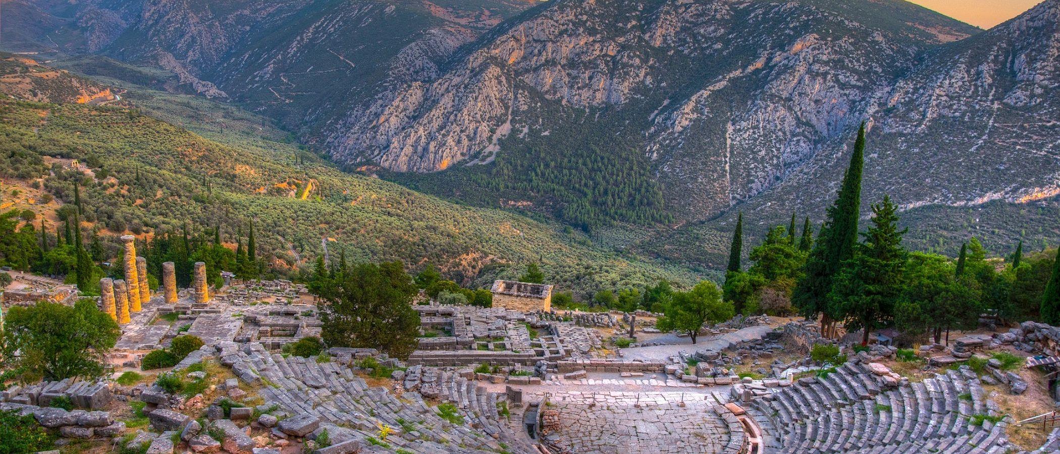 Delphi travel packages