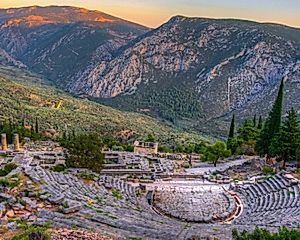 1 Night in Delphi