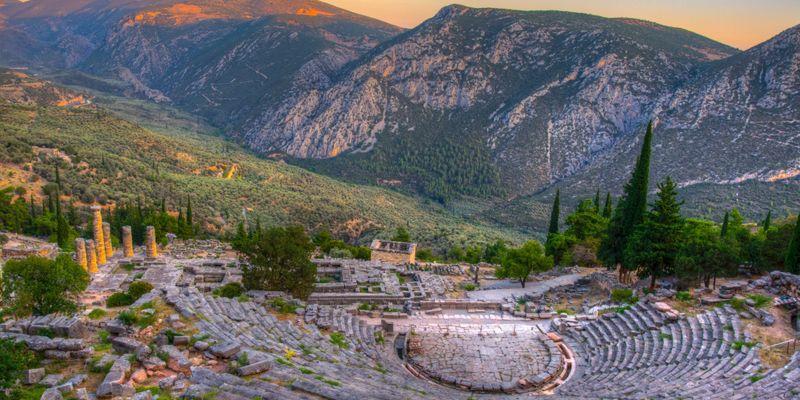 2 days in Delphi