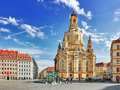 Dresden Group Walking Tour