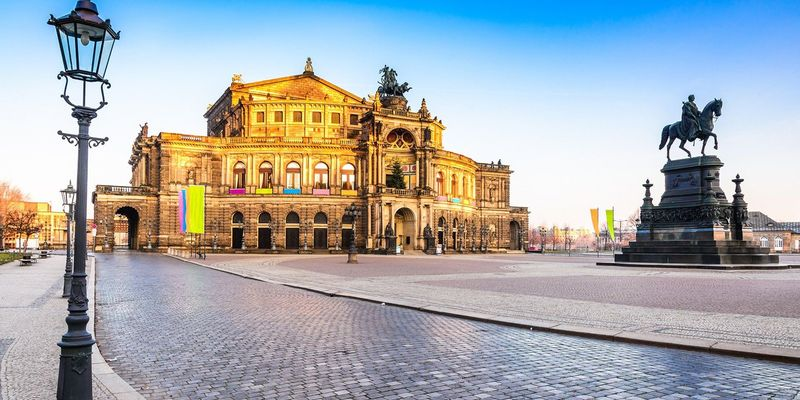 2 days in Dresden