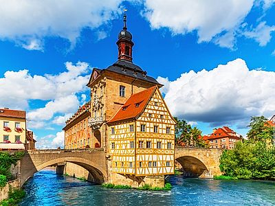 Nuremberg by Private Transfer with a Stop in Bamberg
