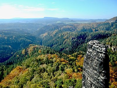 Upgrade to Prague by Private Transfer with a Stop in the Bohemian Switzerland