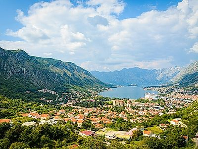 Montenegro Kotor & Budva Group Tour