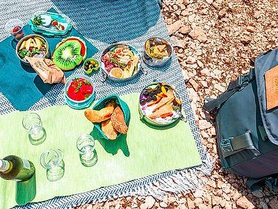 Enjoy Delicious Picnic on Lokrum Island