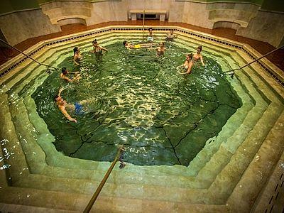 Visit the Turkish Bath