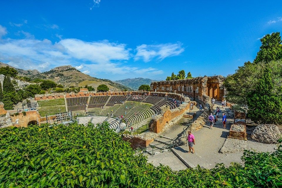 Taormina Full Day Private Excursion