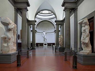 Accademia Gallery Private Tour