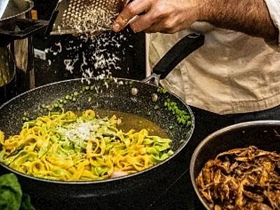 Homemade Pasta Group Cooking Class