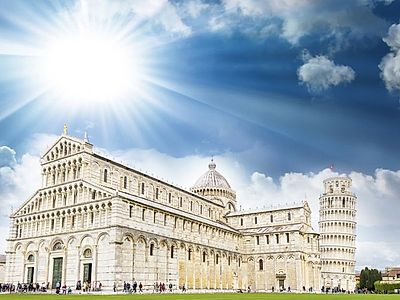Pisa and Lucca Full-day Private Tour from Florence