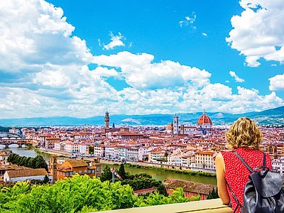 Hike the Florence Greenway for the Best Views