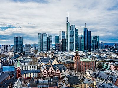 Frankfurt Private Walking Tour