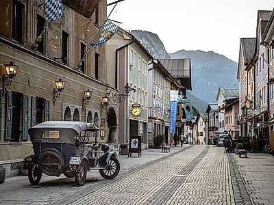 Garmisch-Partenkirchen Private Walking Tour