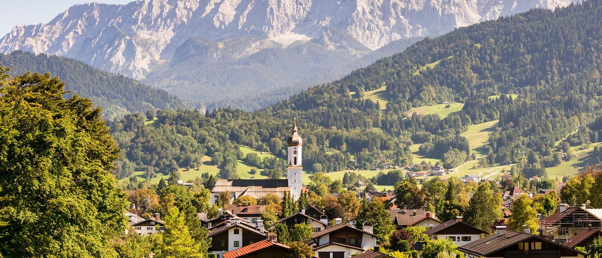 Garmisch-Partenkirchen travel packages