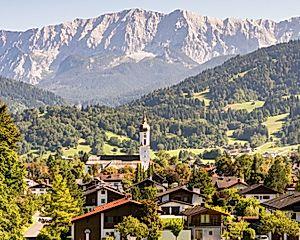 2 Nights in Garmisch-Partenkirchen