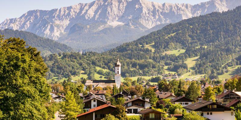 4 days in Garmisch-Partenkirchen