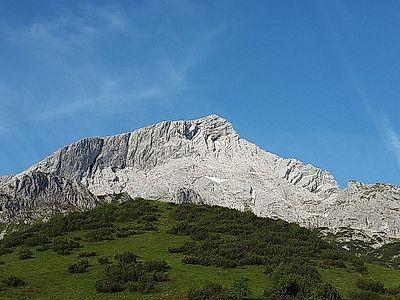 Climb the Alpspitze