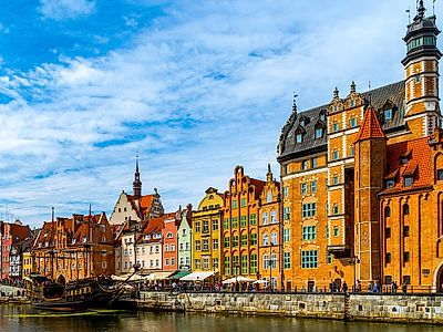 Gdansk Old Town and Westerplatte by Galleon Private Tour