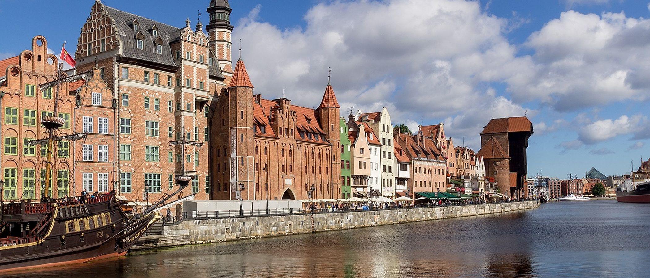 Gdansk travel packages