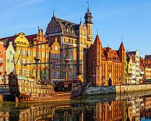 3 Nights in Gdansk