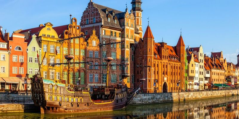 4 days in Gdansk