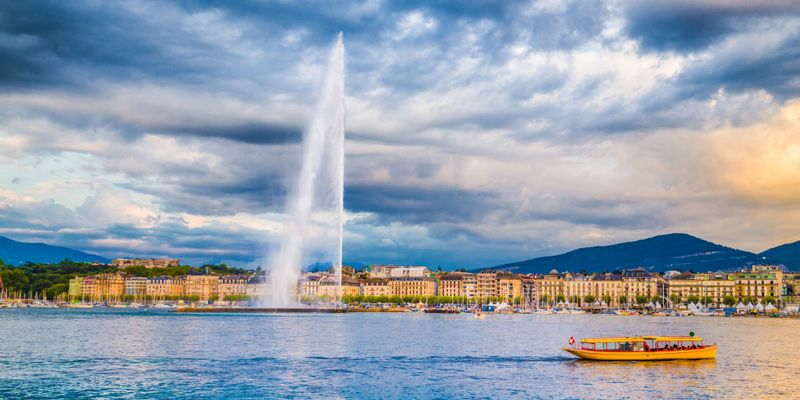 4 days in Geneva