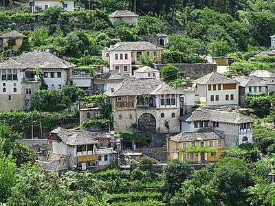 Gjirokastra Private Walking Tour