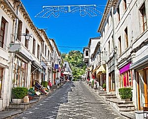 1 Night in Gjirokastra