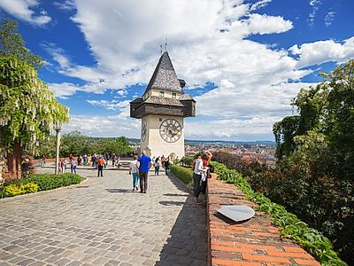 Graz Private Walking Tour