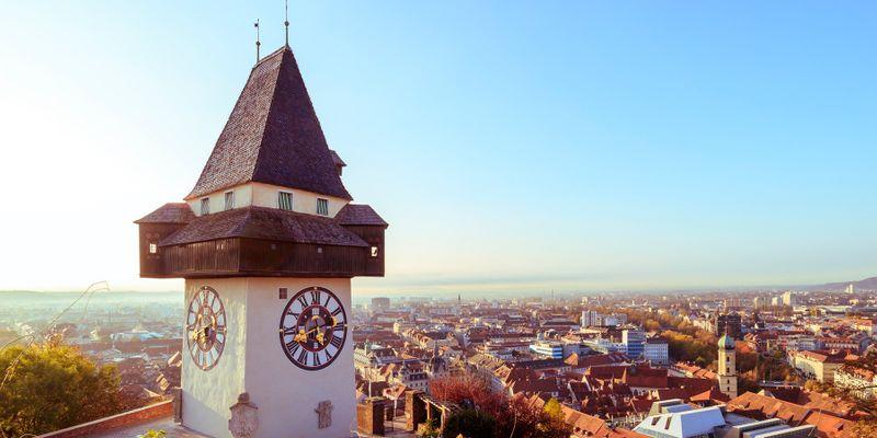 3 days in Graz
