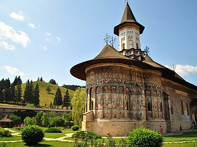 Classic Bucovina Private Tour (Painted Monasteries, Black Pottery and Egg Museum)