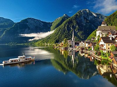 Cruise in Grand Splendor