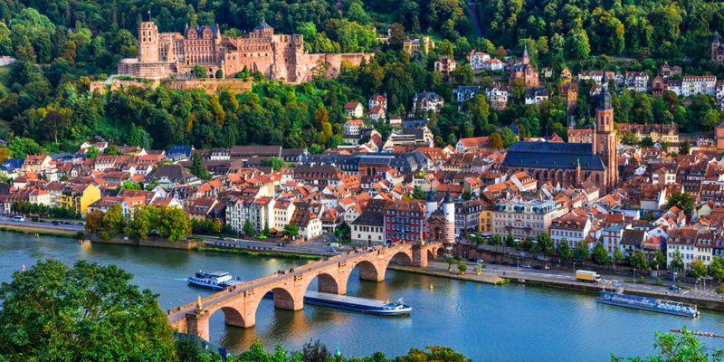 2 days in Heidelberg