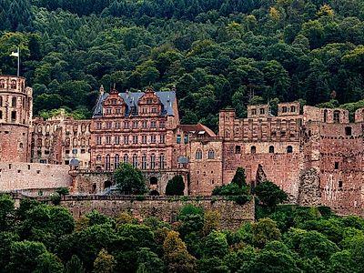 Discover Schloss Heidelberg