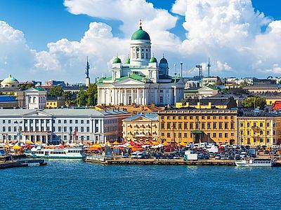 Helsinki Private Walking Tour