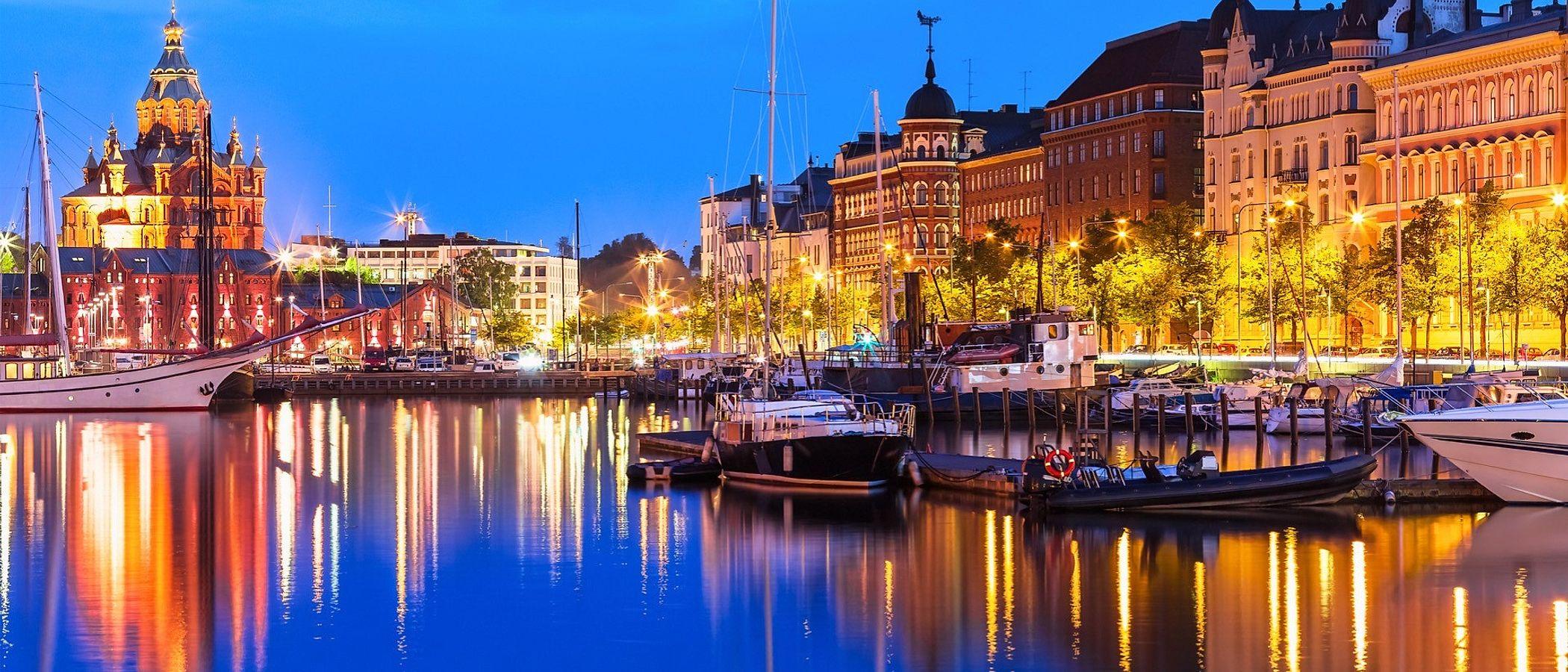 Helsinki travel packages