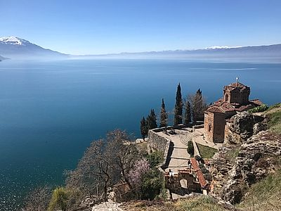 Ohrid by Private Transfer