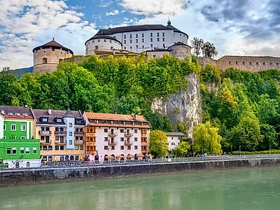 Upgrade to Salzburg By Private Transfer with a Stop in Kufstein