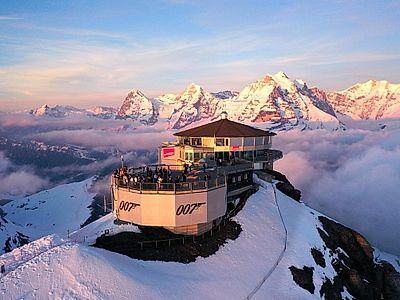 Schilthorn Private Tour