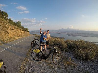 Lake Ioannina Private Bike Tour