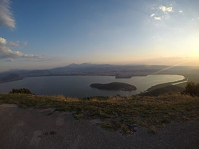 Lake Ioannina Private Bike Tour