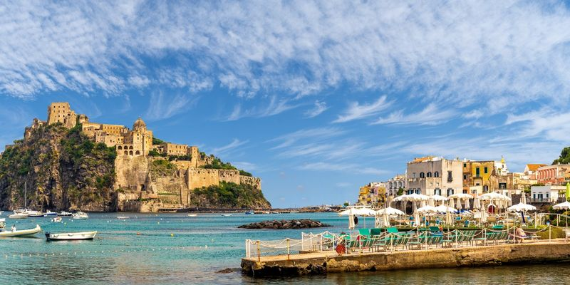3 days in Ischia